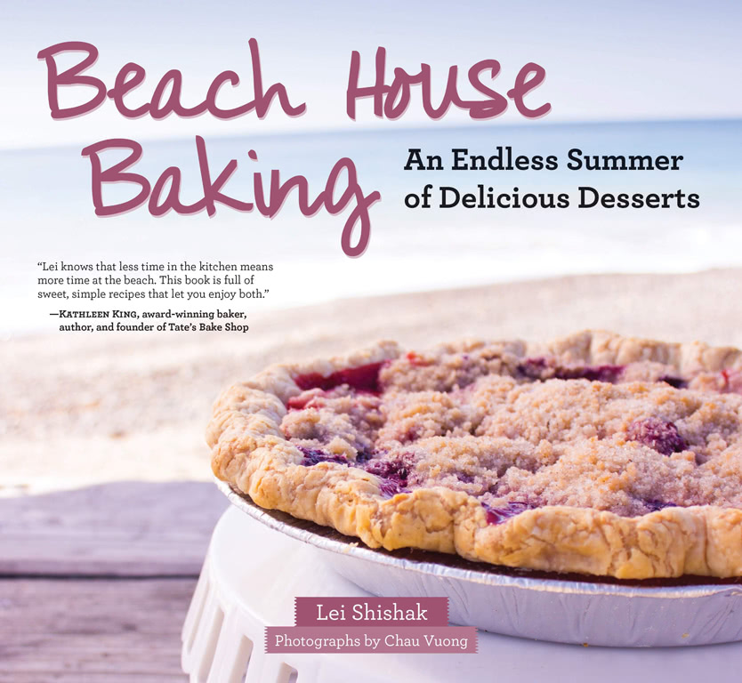 beach house baking cookbook