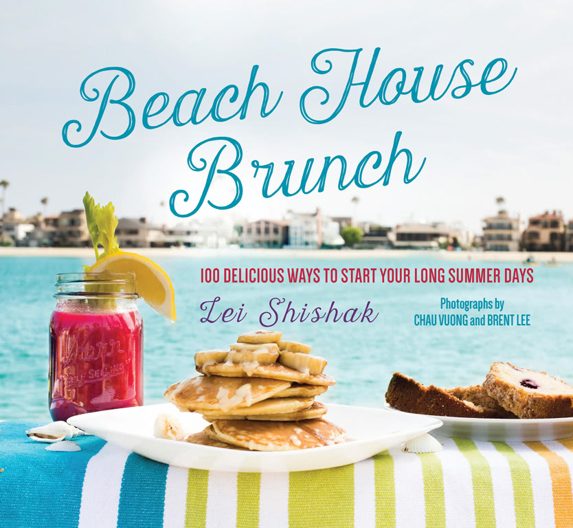 beach house brunch cookbook