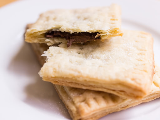 nutella pop tarts